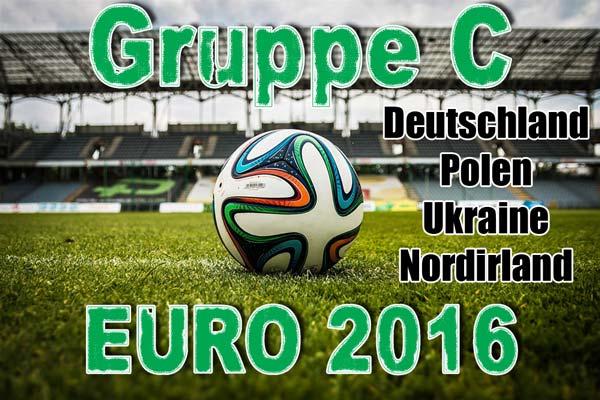 Europameisterschaft 2016 Gruppe C