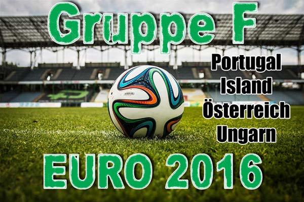 Europameisterschaft 2016 Gruppe FF